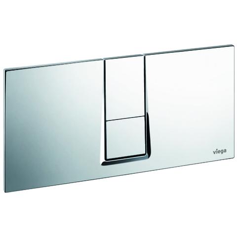 Blinq Irvin 14 wc bedieningsplaat chroom
