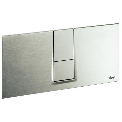 Viega Visign For Style 14 wc bedieningsplaat edelstaal