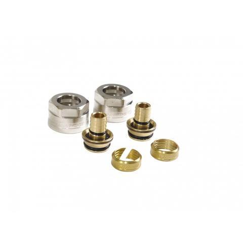 """Magnum  adaptor euroconus 10x1,3x3/4"""" 2 stuks"""