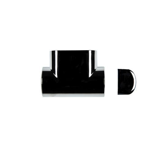 """Vasco  radiator ventielset met afdekkapje 1/2""""-3/4""""-3/4"""" chroom"""