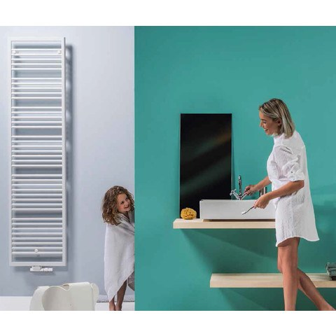 Vasco Bathline Bk radiator 600x1812 mm. n33 as=1008 1024w wit ral 9016
