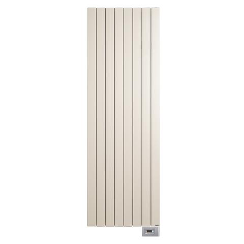 Vasco Viola V1l1-El electrische radiator  433x1200 cm. n6 wit ral9016