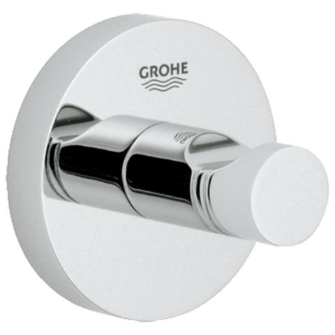 Grohe Essentials handdoekhaak messing chroom (dxhxl) 45x54x45mm