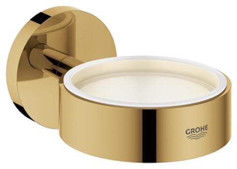 Grohe Essentials houder v/glas/zeep/dispencer cool sunrise