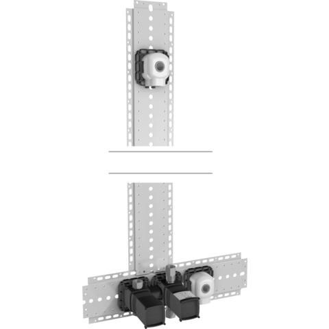Hansa Matrix installatiepakket 01 chroom