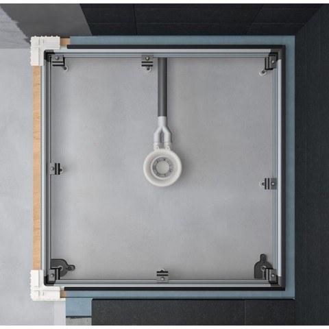 BetteFloor inbouwsysteem 160x90 cm.