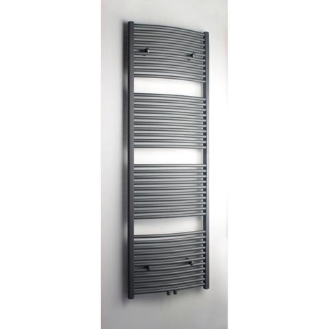 Blinq Altare G handdoekradiator 180 x 60 cm (H X L) grijs metallic