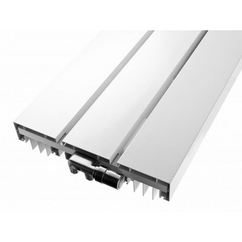Vasco Beams designradiator 200 x 32 cm (H x L) wit s600