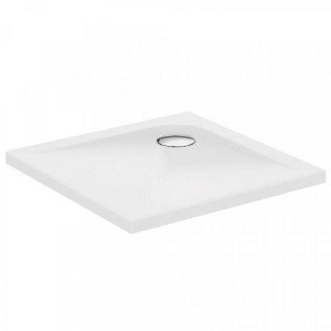Ideal Standard Ultra Flat douchebak kunststof wit 90x90cm wit