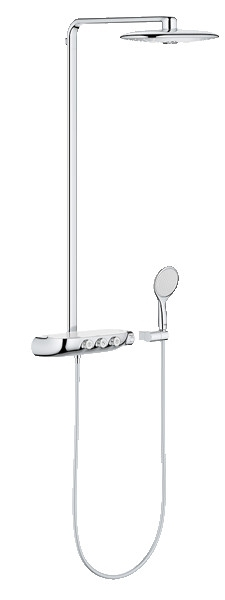Grohe Rainshower SmartControl douchesysteem 360 - duo - chroom