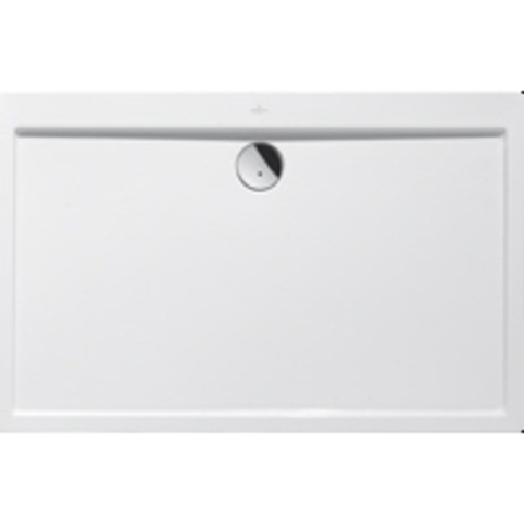 Villeroy & Boch Subway douchebak 100x80cm wit
