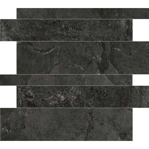 Cerdisa Blackboard tegelstroken 5-10-15 x 60 cm anthracite (18 stuks)