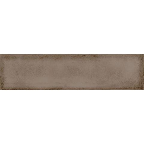 Cifre Alchimia wandtegel 7,5x30 cm moka (22 stuks)