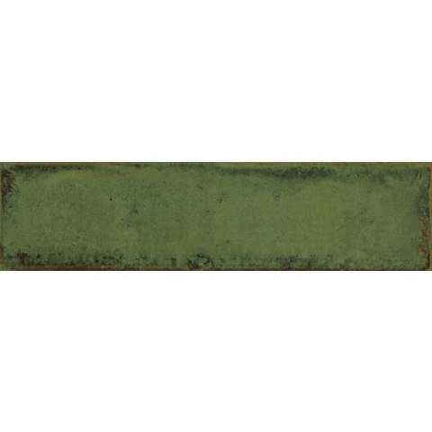 Cifre Alchimia wandtegel 7,5x30 cm olive (22 stuks)