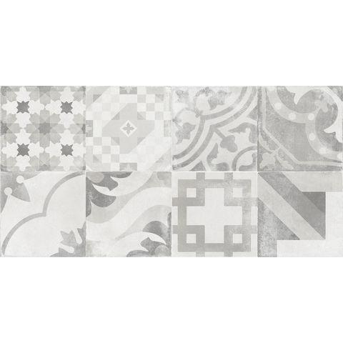 Cifre Nexus decortegel 30x60 - grijs