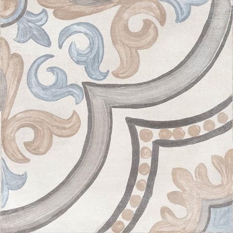 Cifre Adobe tegel 20x20cm white decor Daiza (26 stuks)