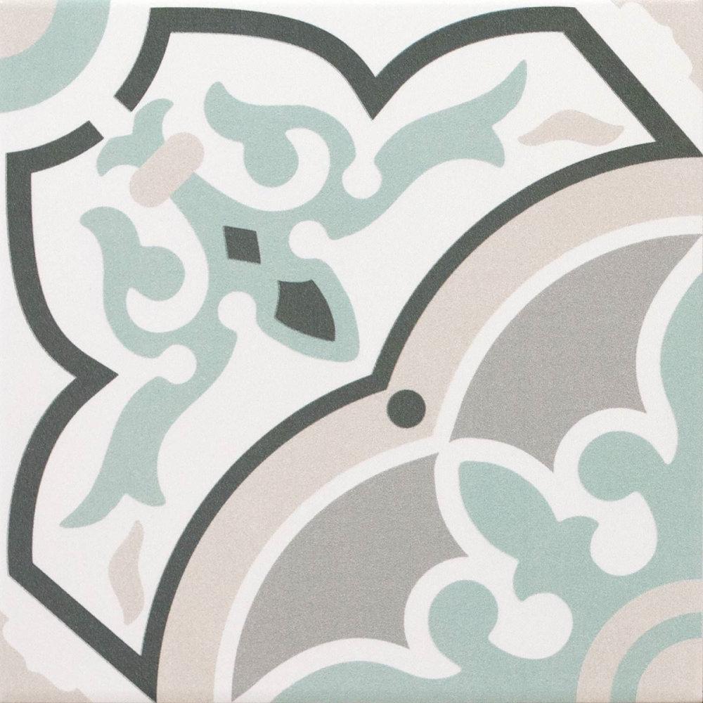 Cifre Urban tegel 20x20 cm decor Alba (26 stuks)