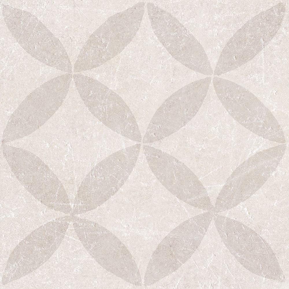 Cifre Materia tegel 20 x 20 cm Ivory decor Etana (26 stuks)