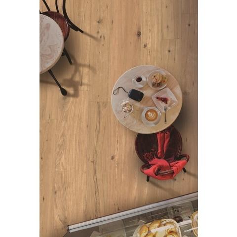 EnergieKer Padouk keramisch parket 121x30 cm beige (4 stuks)