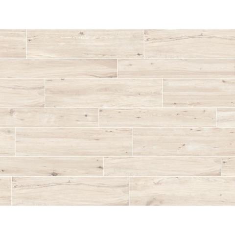 EnergieKer Padouk keramisch parket 121x30 cm white (4 stuks)