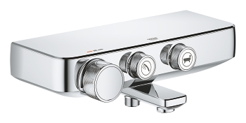 Grohe Grohtherm Smartcontrol badthermostaat chroom
