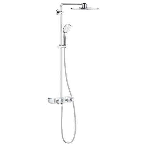 Grohe Euphoria Smartcontrol 310 douchesysteem duo rond chroom