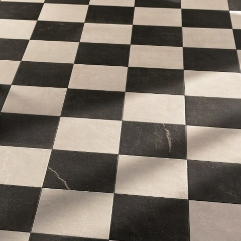 Fap Maku tegel 20x20 cm dambord (30 stuks)