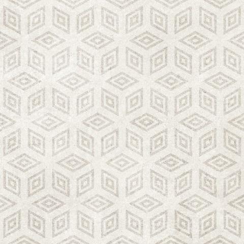 Herberia Kaza tegel 20x20 cm gris decor (40 stuks)