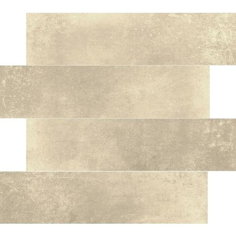 Jabo Limburg tegelstroken 58,5 x 14,5 cm beige (12 stuks)