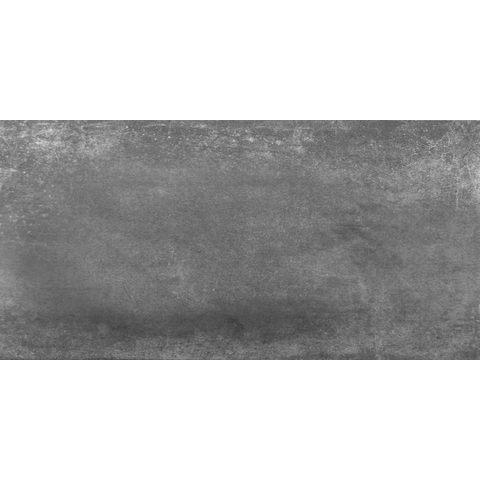 Jabo Limburg tegel 58,5 x 29 cm antracita (8 stuks)