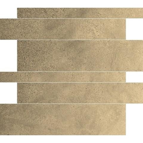 Jabo Gravel tegelstroken 60 x 5-10-15 cm cream (18 stuks)