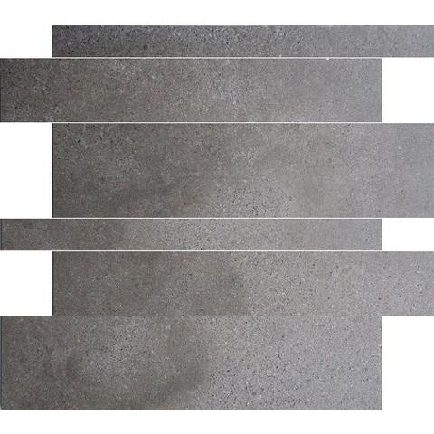 Jabo Gravel tegelstroken 60 x 5-10-15 cm mud (18 stuks)