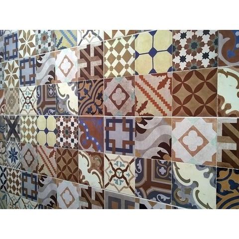 Jabo Luchetta tegel 63,2 x 31,6 cm portugese look (7 stuks)