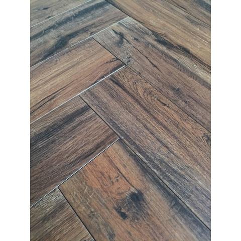 Jabo Real Wood keramisch parket 15x90 cm castagno (14 stuks)
