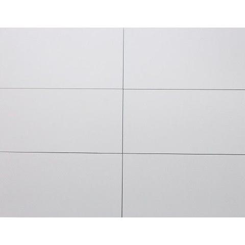 Jabo Kerabo tegel 60 x 30 cm mat wit gerectificeerd (8 stuks)