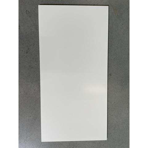 Kerabo wandtegel 40x120 - Mat wit - gerectificeerd