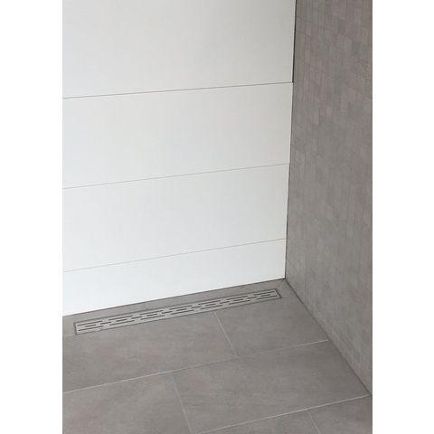 Jabo Kerabo tegel 100 x 33,3 cm glans wit (4 stuks)