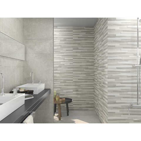 Baldocer Pierre tegel 30x60 - Grey decor