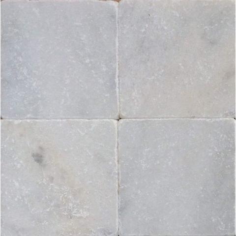 Jabo Anticato marmer tegel 20x20 cm wit (25 stuks)