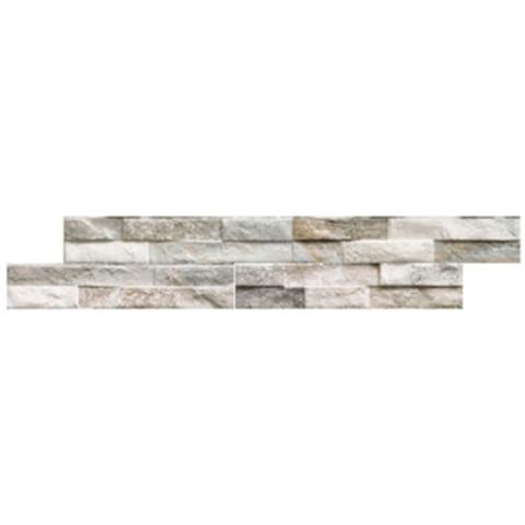 Kerabo Rock steenstrips 7,5x38,5 - Rock Green