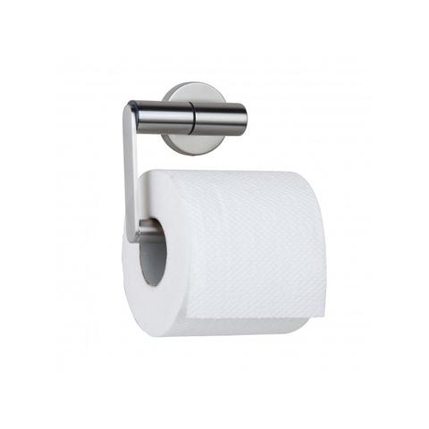 Tiger Boston toiletrolhouder zonder klep RVS geborsteld