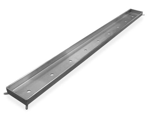 Aco Flexdrain E tegelrooster voor douchegoot 70 cm. rvs