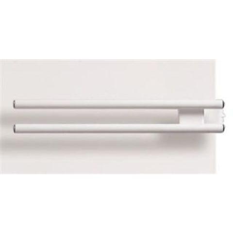 Henrad Alto Plan handdoekhouder wit voor radiator 30cm type 22