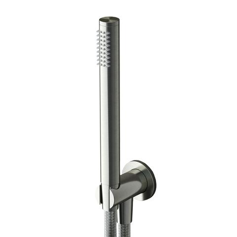 Hotbath Archie AR440 handdouche set met watertoevoer RVS 316