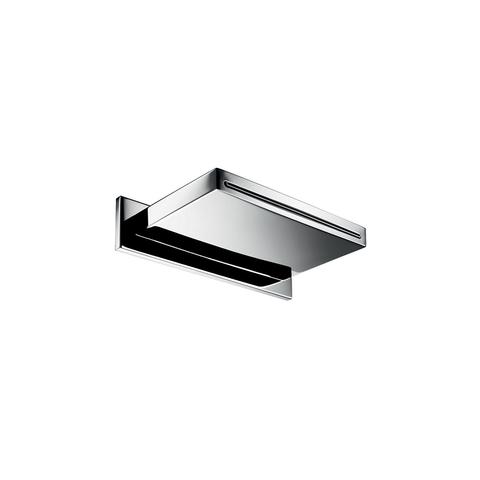 Hotbath Archie AR160 Cascade wand douche uitloop RVS 316