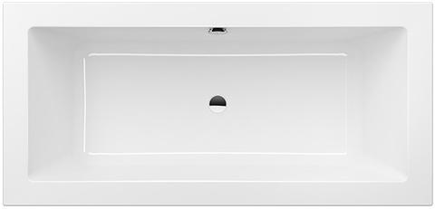 Villeroy & Boch Legato combipool comfort 170 x 75 cm. keuze 2 wit