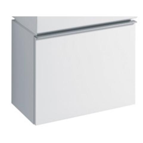 Geberit Icon wastafelonderkast 1 lade 52x30,8cm glans wit glans wit