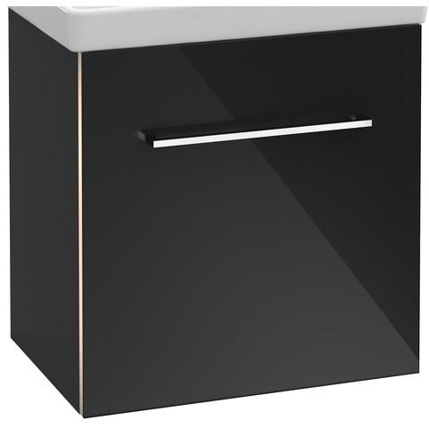 Villeroy & Boch Avento wastafelonderkast 512x520x348 1xdeur scharn.links crystal white
