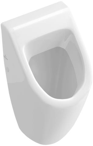 Villeroy & Boch Subway urinoir met vlag wit