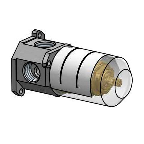 Hotbath Cobber HBCB011 inbouwdeel voor CB011 2-weg omstel